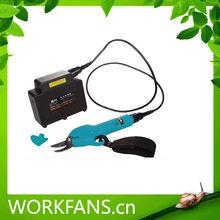 cordless electric garden cutting scissors