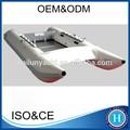 Ce-zertifizierung und pvc-hülle materail Katamaran boote zum verkauf