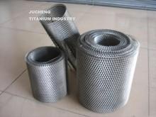 GR1 expanded titanium mesh for Cathodic protection diamond titanium mesh