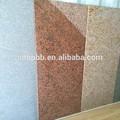 Losa de granito barato de china impala negro granito baldosas de granito