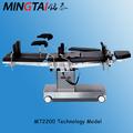De rayos x del hospital quirúrgico mesa de operaciones el equipo médico/dispositivos quirúrgicos/eléctrica mesa de operación