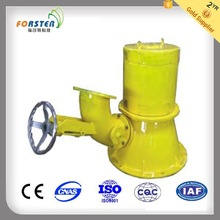 turgo water turbine from China for home use