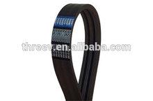 bando v-belt, vee belt, wrapped v belt
