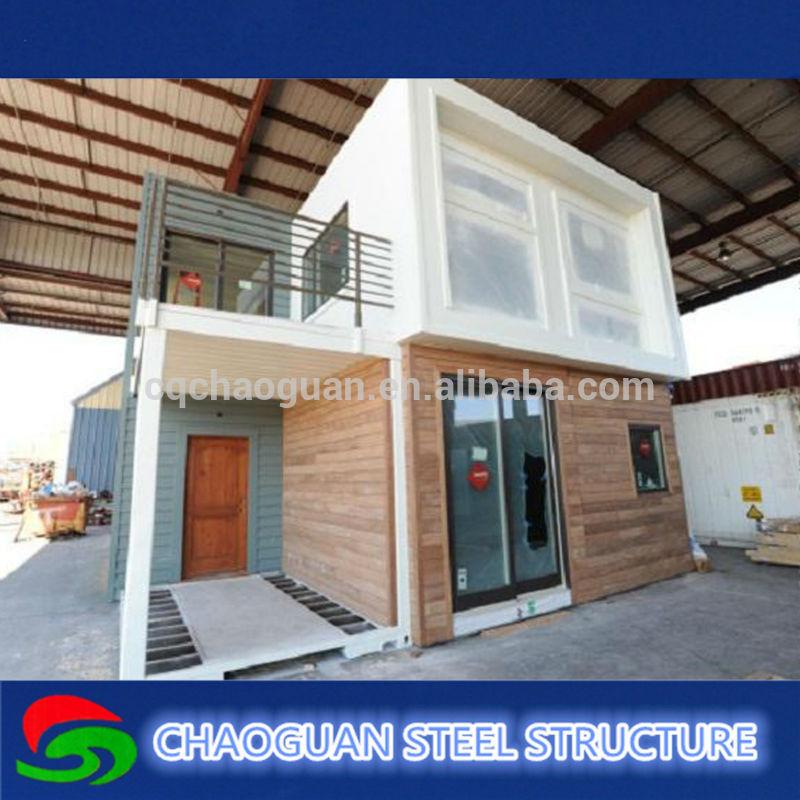 ... baru rumah kontainer harga rendah bergerak desain kayu rumah kontainer