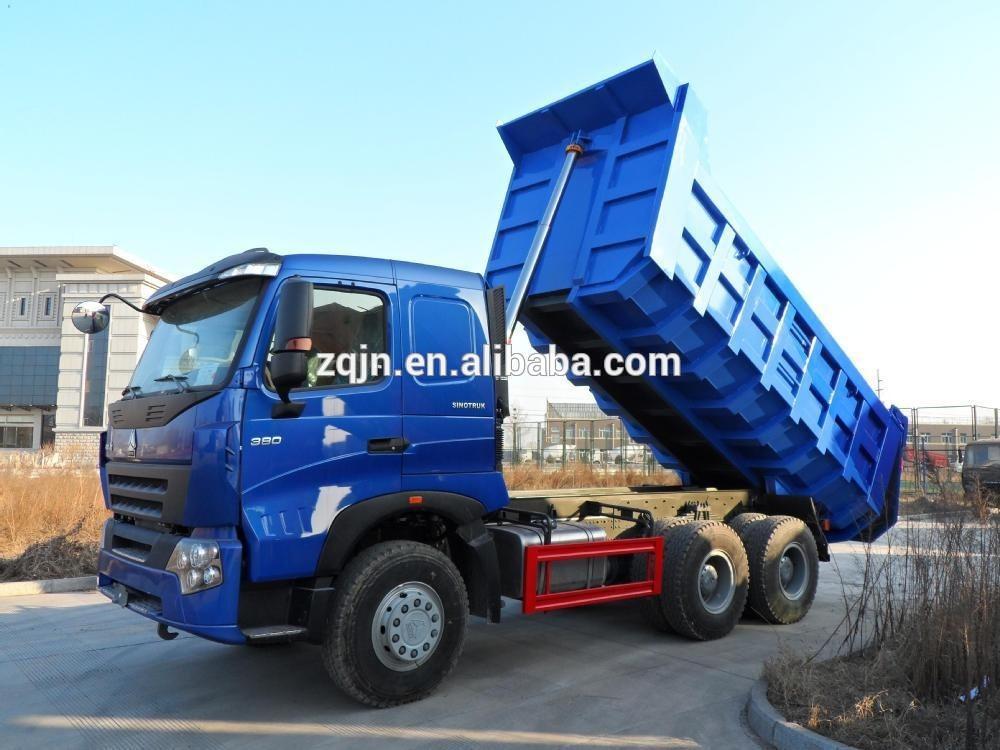 Sinotruck Howo Dump Truck Cars
