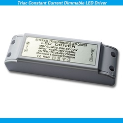 CE SAA dimmable led driver 30W free flicker free triac dimmer driver 30W 700ma three years warranty
