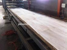 Wooden scaffolding boards