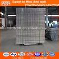 Importar da china fornecedor preto/galvanizado engranzamento de fio soldado( direto da fábrica)