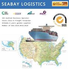 International quick China cargo shipping to brazil