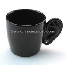 2015 Creative 7oz Ear ceramic cup and mug