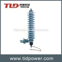 10kA Polymer Housing Metal Oxide (Gapless) Surge Diverters