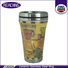 Feedback IN 60 Minutes ECO Ceramic 3 Handle Mug