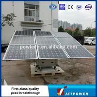 1395W Small Solar Power System/Solar Generation System /Portable solar generator (Movable)