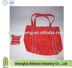 Fashion new design rice dumpling foldable shopping bag(CF-267)