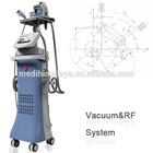 Cavitation + Vacuum + Bipolar RF + 940nm Laser Machine for Fat Loss Vacuum Liposuction Simming Machine