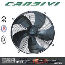 powerful fan metal blade industrial air intake wall fan