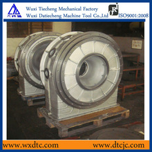 CNC machining parts casting gearbox housing