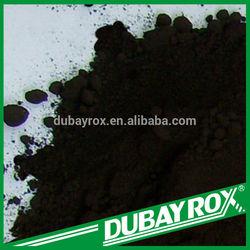 Pigment powder manufacture interior paint usage iron oxide black pigment