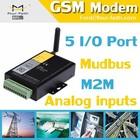 Din Rail GPRS Modem network modbus rtu gms modem home |automation gateway sim card modems