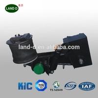 Semi trailer lifting air spring suspension firestone air bag suspension