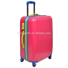 luggage bag/trolley luggage hard shell cheap price ABS bag luggage