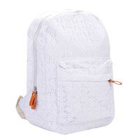 HOT SALE GIRL Lace Cute Tote Modern School Bag SV007274
