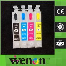 T1811-T1814 ink for Epson XP-205 XP-305 XP-405 XP-215 XP-415 refillable cartridge