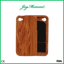 Factory Wholesale Price Wooden Mobile Phone Case