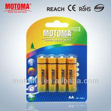 1.5V SUM-3 R6 battery AA dry battery