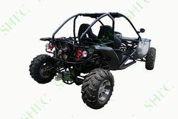 ATV motorcycle starter motor