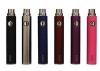 top selling item in US UK France market vaporizer pen evod electronic cigarette battery 1100mah evod MT3 battery e vapor pen cig