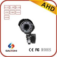 1.3 Megapixel IR CUT COMS IP66 Analog Camera Outdoor Box Camera AHD BULLET Low Illumination