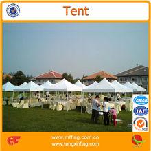 2015 Hot sale heavy duty white aluminum folding tent gazebo for wedding