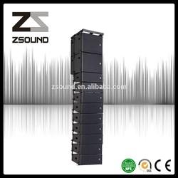 speaker powered line array power amplifier