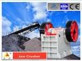 Nouvelle machine de shred pierres précieuses petit matériel mâchoire concasseur de pierre en vente