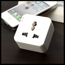 Hot sale Wifi smart plug & Socket for Iphone Ipad Android Wireless control switch remote network control appliances for US/UK
