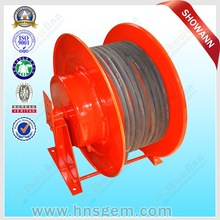Spring Loaded Retractable Cable Reel for Crane