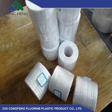 PTFE teflon flange gasket in petrochemical industry
