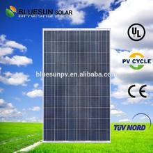 Bluesun poly crystalline silicon 300w solar panel