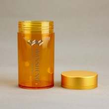 Medicine Capsule Cosmetic Jar 750ML Plastic Jar