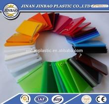 anti UV outdoor acrylic sheet for basketball backboard
