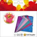 fiore stampato tessuto non tessuto colorato tessuto avvolgente feltro per la decorazione