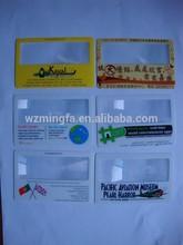 magnifier Fresnel Lens Magnifier pvc credit card magnifier Business card magnifier,magnifying lens,