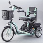 S637 professional manufacturer electrical motor 3 wheel scooter