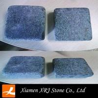 price basalt stone, basalt cube, tumbled stone, g684