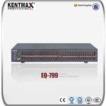 EQ-799 Dual 20 Bands Graphic Equalizer,EQ/LIMITER Audio Processor