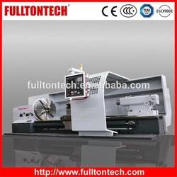 FULLTONTECH CKF61 Series Flat Bed CNC Horizontal Turret Lathe Heavy Duty