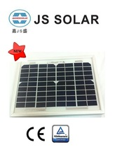 12V 5W mono solar panel factory made in China