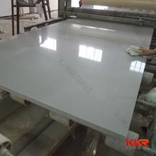 Artificial marble quartz based engineered stone slab, thin quartz slabs