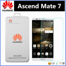 whole sale best price Mobile Phone Accessories Tempered Glass Screen Protector For Huawei Ascend Mate 7
